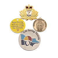 Medals & Badges in Melbourne | Scotia Engraving Co